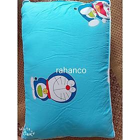 Gối Nằm Cho Bé RAHANCO ( size 30x40 ) 100% Cotton Nhập Khẩu Hàn Quốc – Chất Liệu Mềm Mại – Họa Tiết Cực Dễ Thương
