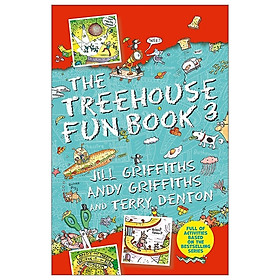 The Treehouse Fun Book 3 (Treehouse Fun Books)