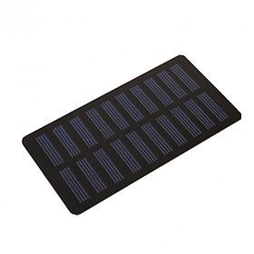Tấm Pin Năng Lượng Mặt Trời Bền DIY (5V-1.2W)