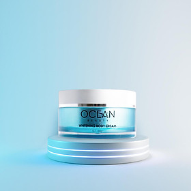 OCEAN BEAUTY - WHITENING BODY CREAM