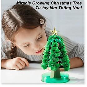 """Cây thông Noel """"Thần kỳ""""- Tự làm Giáng sinh"""