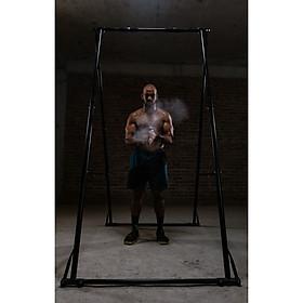 Xà Đơn Xếp Khánh Trình Dành Cho Người Lớn Model KT1.1518 - Xà Đơn Tằng Chiều Cao- Xà Đơn Tập Stress Workout - Xà Đơn Hỗ Trợ Điều Trị Bệnh Xương Khớp - Thoái Hoá Cộ Sống