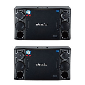 Loa karaoke và nghe nhạc CSD - 2000SE  1 cặp Hải Triều (hàng chính hãng)