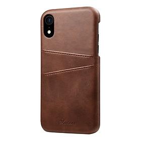 Ốp Lưng Da Có Ngăn Đựng Thẻ CaseMe Cho iPhone XR