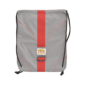 Túi Dây Rút Diamond Backpack Stronger Bags S9-01 (43 x 34 cm) - Xám Sọc Đỏ