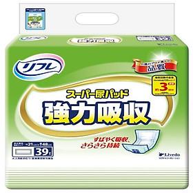 Miếng lót trong ban ngày dùng trong tã - bỉm quần người lớn Livedo Nhật Bản