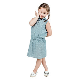 Đầm Bé Gái Ugether UKID71 - Họa Tiết