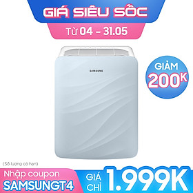 Máy Lọc Không Khí Samsung AX40R3020WU/SV - Hàng Chính Hãng