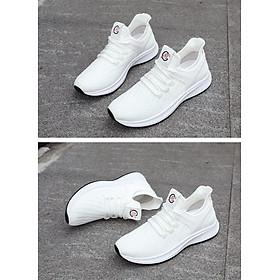 Giày Sneaker Nam 2019 004- trắng