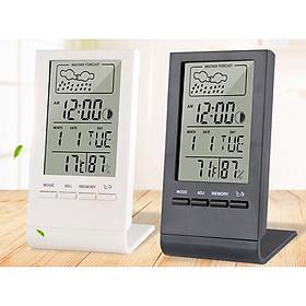 Máy đo độ ẩm, nhiệt độ V4 ( giao màu ngẫu nhiên )