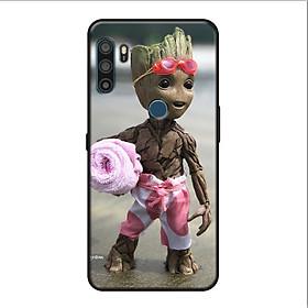Ốp lưng điện thoại VSMART ACTIVE 3 viền silicon dẻo TPU  hình Baby Groot - Hàng chính hãng