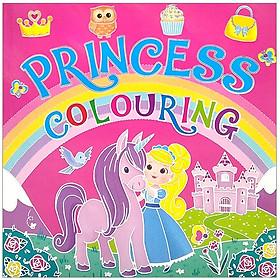 Princess Colouring