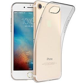 Ốp Lưng Trong Suốt BIAZE Cho iPhone7 JK02 - Trắng