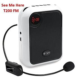 Máy trợ giảng không dây T200 FM