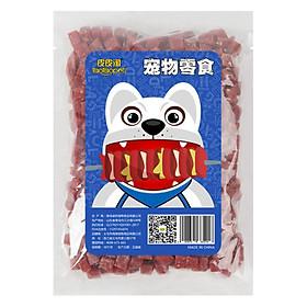 Bánh thưởng bò viên Taotao huấn luyện cho chó mèo, gói xanh 450g