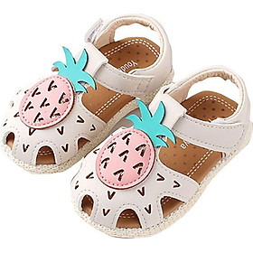 Fashion Summer Baby Girl Sandals Breathable Anti-Slip Hollow Cute Shoes Toddler Soft Soled Sandals New Baby Shoes