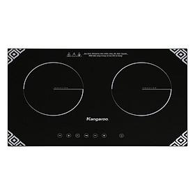 Bếp Điện Từ Đôi Kangaroo KG498N - Hàng chính hãng