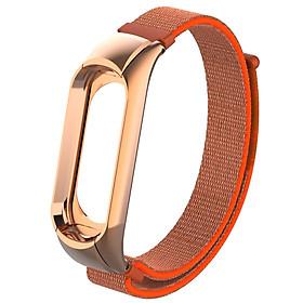 Dây Đeo Đồng Hồ DIY Cho Xiaomi Bracelet 3