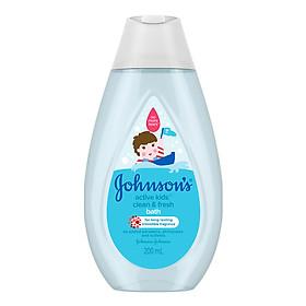Sữa tắm Johnson's Baby thơm mát năng động (200ml)