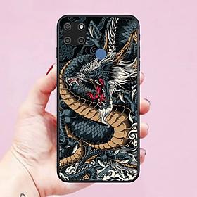 Ốp lưng điện thoại dành cho Realme C12 Hình Rồng Thiên