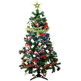 Cây Thông Noel LuxStay 1.5M Kèm Phụ Kiện Trang Trí Giáng Sinh 2020