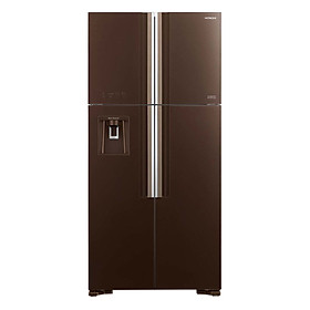 Tủ Lạnh Inverter Hitachi R-FW690PGV7X-GBW (540L) - Hàng chính hãng