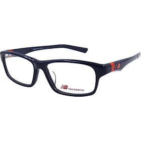 Gọng kính nam, gọng kính unisex, gọng kính chính hãng NEW BALANCE NB06148 C07 (54-15-135) chất liệu nhựa cao cấp chính hãng