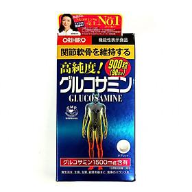Thực phẩm chức năng Viên uống bổ xương, khớp Glucosamin Orihiro Nhật Bản (ORIHIRO Hight Pure Glucosamine Tablets)
