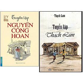 Combo Tuyển Tập Nguyễn Công Hoan (Bìa Mềm) - Danh Tác Văn Học Việt Nam+Tuyển Tập Thạch Lam