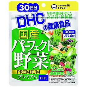 Viên Uống Rau Củ DHC Perfect Vegetable Premium