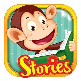 Ứng Dụng Học Tiếng Anh Monkey Stories - Giỏi Tiếng Anh Trước Tuổi Lên 10 - Gói 12 Tháng