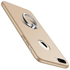 Hình đại diện sản phẩm Ốp lưng kèm nhẫn đỡ cho iPhone 7+/ 8+ - BIAZE JK102 - Vàng Đất