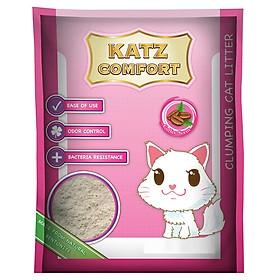 Cát Vệ Sinh Mèo Katz Comfort Hương Cà Phê (5L)