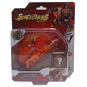 Bò Húc Cuồng Hỏa - Thợ Săn Chiến Xa Screechers Wild YW684203