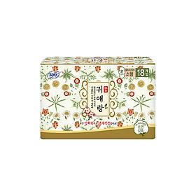 Sofy Gui Ailang (Guai Ai Niang) Sanitary Napkins Small 21cm 18 Pieces