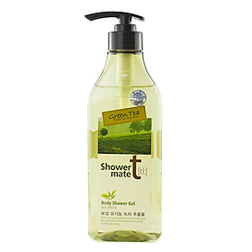 Sữa Tắm Showermate Body Natrure Green Tea (Trà Xanh) 550ml