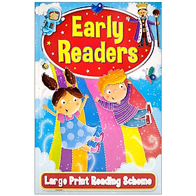 Early Readers: Large Print Reading Scheme