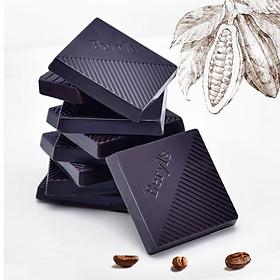 Dark Chocolate Beryl's with Sea Salt 216gr (Vị Muối biển)