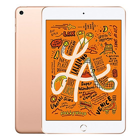 iPad mini 5 Wi-Fi 64GB - Gold - Hàng chính hãng