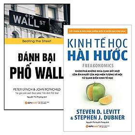 Combo Đánh Bại Phố Wall + Kinh Tế Học Hài Hước (Bộ 2 Cuốn)