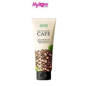 Gel Tẩy Da Chết Cafe Cocayhoala Sáng Da Sạch Mụn - Tăng Hấp Thụ Dưỡng Chất của Da - Chiết Xuất Cafe, Tuýp 100g mylovestore