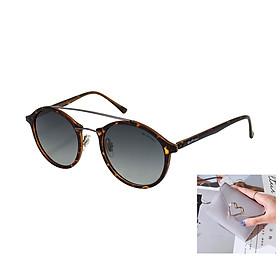 Kính mát, mắt kính chính hãng EXFASH EF36760 C19 - Tặng 1 ví cầm tay (màu ngẫu nhiên)