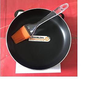 Khay nướng bánh chống dính + cọ phết  dầu hàng chính hãng  Rapido