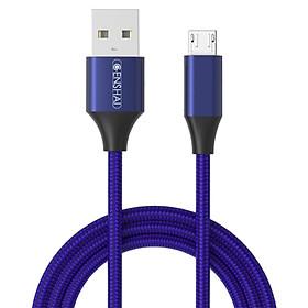 Dây Cáp Sạc Micro USB Cho Điện Thoại GENSHAI 1m GM07 - Hàng Chính Hãng