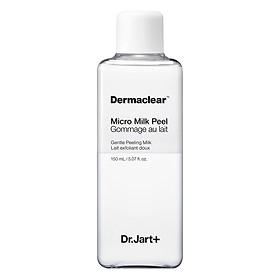 Sữa Tẩy Tế Bào Chết  Dermaclear Micro Milk Peel Dr.Jart+ (150ml)