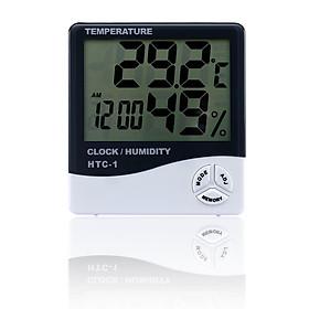 Đồng hồ đa năng đo nhiệt độ, độ ẩm HTC-1