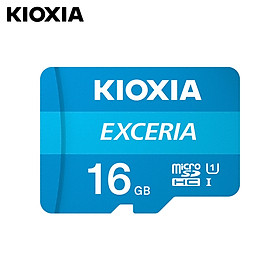 KIOXIA 64GB TF(Micro SD) Memory Card U1 100MB/s Reading Speed HD Video Waterproof Memory Card for