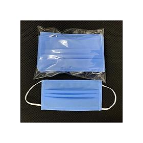 10 cái khẩu trang 4 lớp kháng bụi, kháng khuẩn vải không dệt - túi 10 cái có thể tái sử sau khi giặt (giao màu ngẫu nhiên)