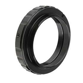 T2 T-Mount Lens to DSLR Camera Adapter Ring for Nikon D850 D7500 D500 SLR