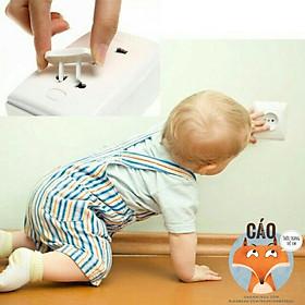 ,Combo 10 nút bịt ổ điện nhựa ABS cao cấp an toàn cho bé giá tốt nhất